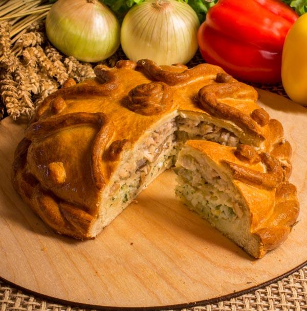 Пироги ручной работы в Глория